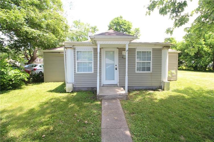 2815 Collier Street Indianapolis, IN 46241 | MLS 21646280 | photo 1
