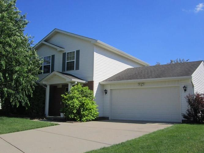6245 E COLONNADE Court Indianapolis, IN 46237 | MLS 21646299 | photo 1