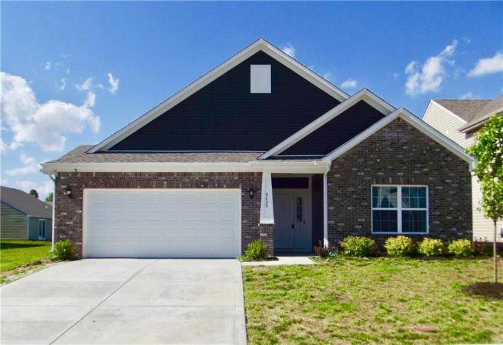 8420 Pippen Place Camby, IN 46113 | MLS 21646356 | photo 1