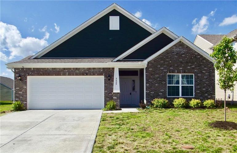 8420 Pippen Place Camby, IN 46113 | MLS 21646356 | photo 2