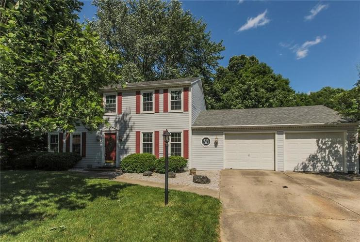 104 S Roby Drive Anderson, IN 46012 | MLS 21646368
