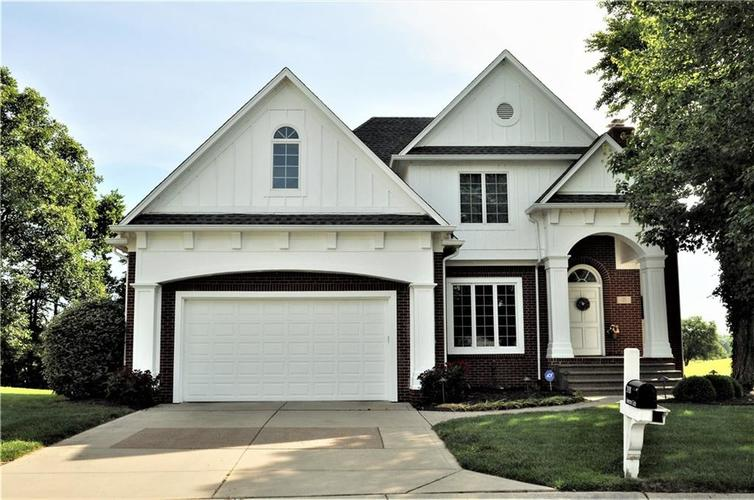 2418  Somerset Circle  Franklin, IN 46131 | MLS 21646379