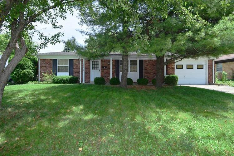 3047  Lupine Court Indianapolis, IN 46224 | MLS 21646380
