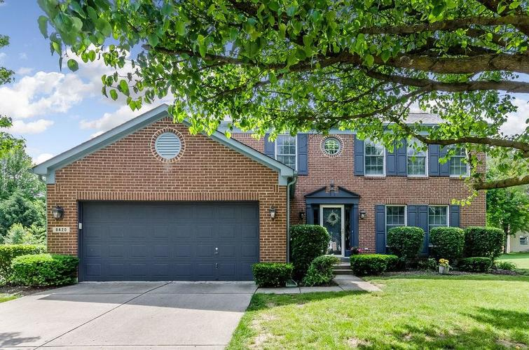 8420 ANCHORAGE Court Indianapolis, IN 46236 | MLS 21646390 | photo 1