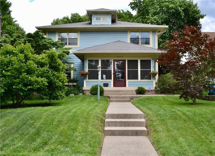 6375  BROADWAY Street Indianapolis, IN 46220 | MLS 21646398