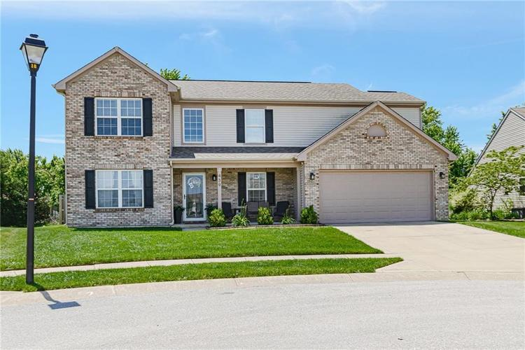 439 Jack Pine Drive Whiteland, IN 46184 | MLS 21646407 | photo 1