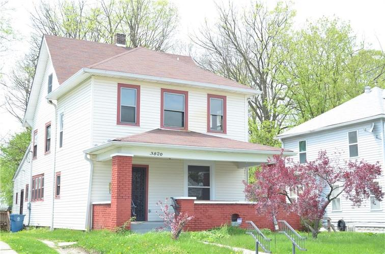 3820 Rookwood Avenue Indianapolis, IN 46208 | MLS 21646439 | photo 1
