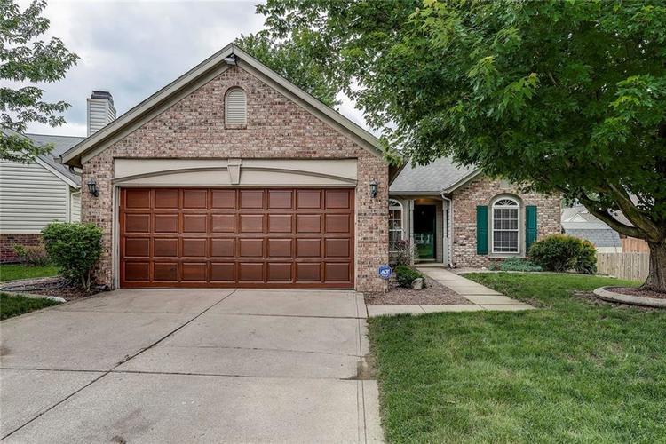 4348 Blue Ribbon Road Indianapolis, IN 46203 | MLS 21646446 | photo 1