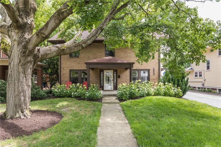 4823 N Central Avenue Indianapolis, IN 46205 | MLS 21646462 | photo 1