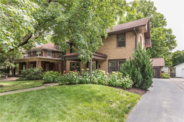 4823 N Central Avenue Indianapolis, IN 46205 | MLS 21646462 | photo 2