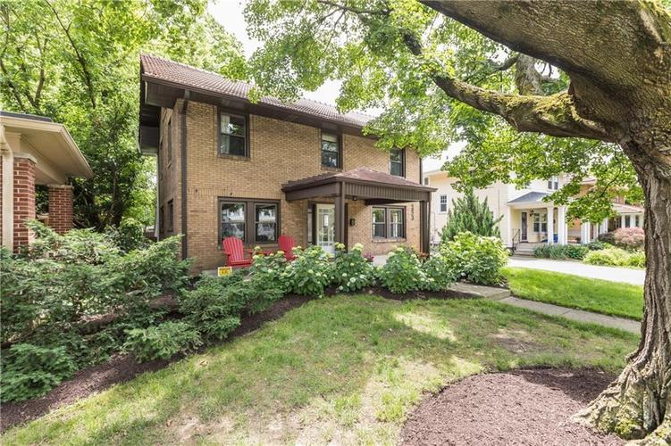 4823 N Central Avenue Indianapolis, IN 46205 | MLS 21646462 | photo 3
