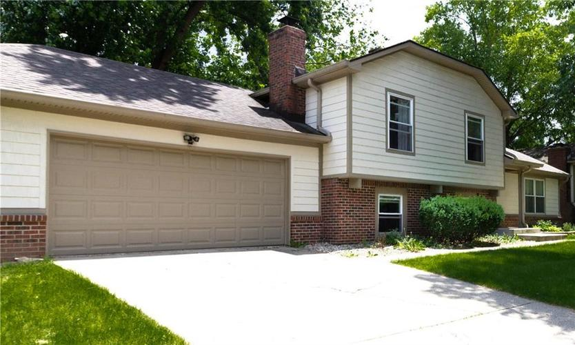 7835  Hoop Road Indianapolis, IN 46217 | MLS 21646526