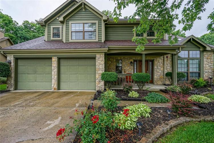 6908 SILVER TREE Drive Indianapolis, IN 46236 | MLS 21646574 | photo 1