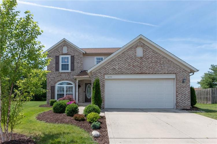 12551 BROOKHAVEN Drive Fishers, IN 46037   MLS 21646603   photo 2