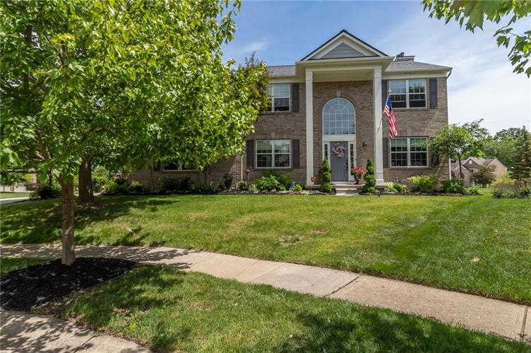 8279  AMBLESIDE Court Indianapolis, IN 46256 | MLS 21646607