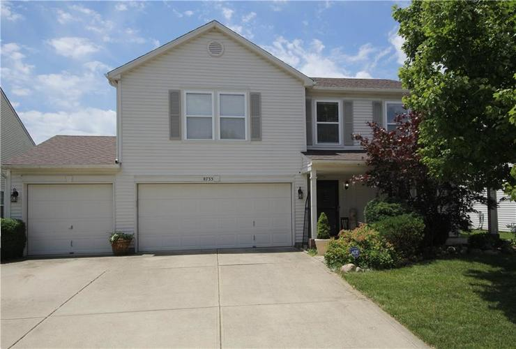 8733 Orchard Grove Lane Camby, IN 46113 | MLS 21646631 | photo 1