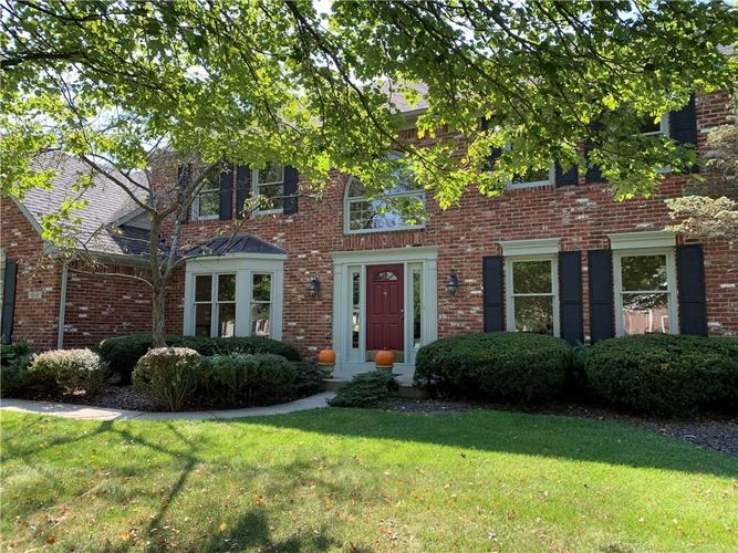 5119  Huntington Drive Carmel, IN 46033 | MLS 21646633
