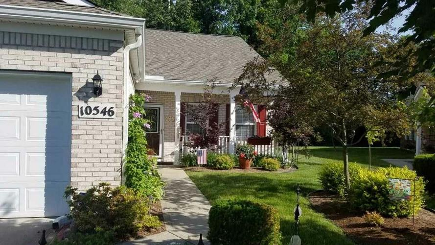 10546 Pine Valley Path Indianapolis, IN 46234   MLS 21646741   photo 1
