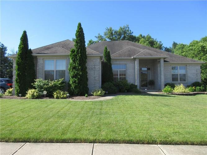 7851 BROADMEAD Way Indianapolis, IN 46259   MLS 21646760   photo 1