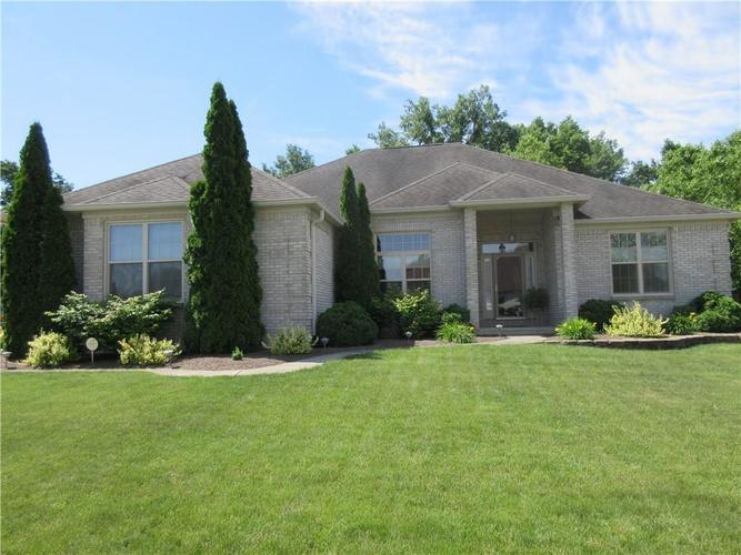 7851 BROADMEAD Way Indianapolis, IN 46259   MLS 21646760   photo 5