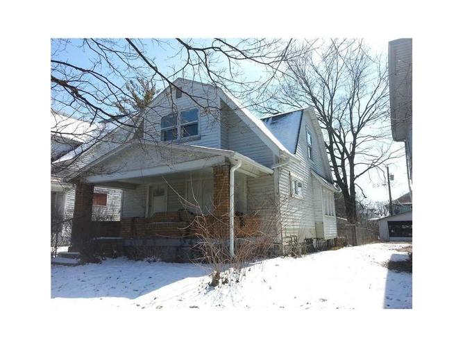 549 W 29th Street Indianapolis, IN 46208 | MLS 21646811