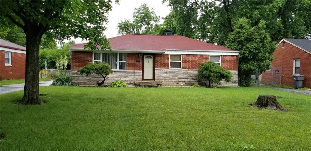 4019 N Bolton Avenue Indianapolis, IN 46226 | MLS 21646833 | photo 1