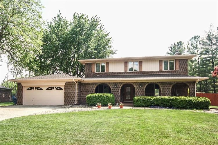 8740  Maple View Drive Indianapolis, IN 46217 | MLS 21646853