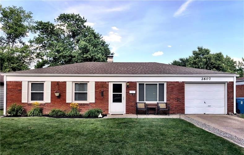 2607 Sickle Road Indianapolis, IN 46219 | MLS 21646859 | photo 1