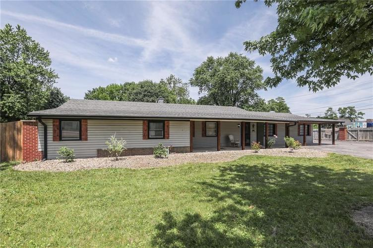 7950 E 21ST Street Indianapolis, IN 46219 | MLS 21646862