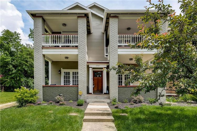 1727 N New Jersey Street Indianapolis, IN 46202 | MLS 21646887