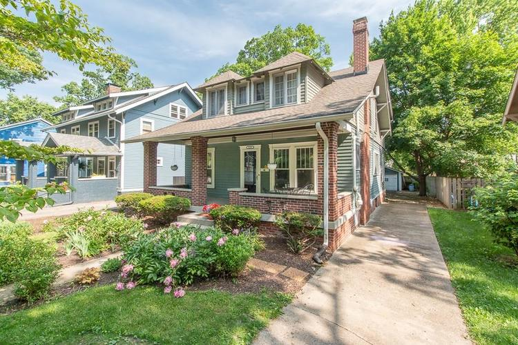 5320 LOWELL Avenue Indianapolis, IN 46219 | MLS 21646903 | photo 1