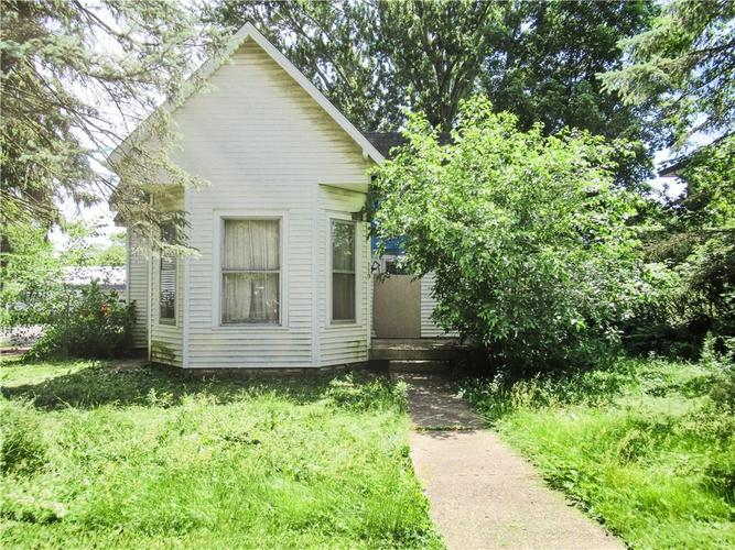 119 N Washington Street Danville, IN 46122 | MLS 21646910