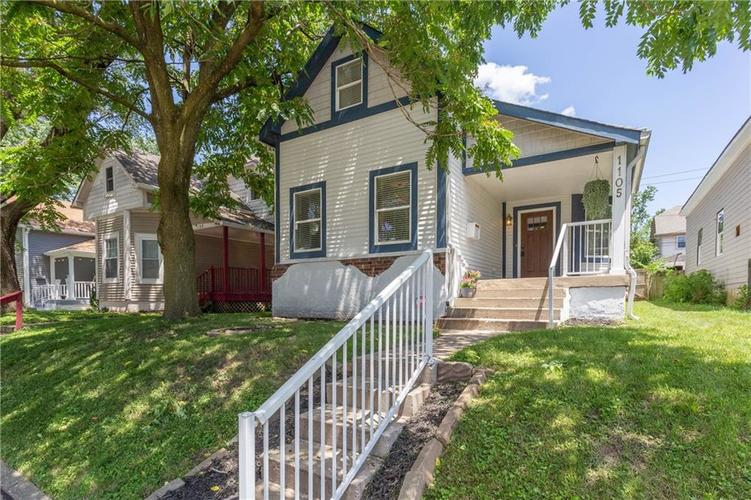 1105 Larch Street Indianapolis, IN 46201 | MLS 21646983 | photo 1