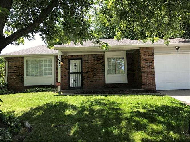 2912 Grassy Creek Drive Indianapolis, IN 46229   MLS 21647009   photo 1