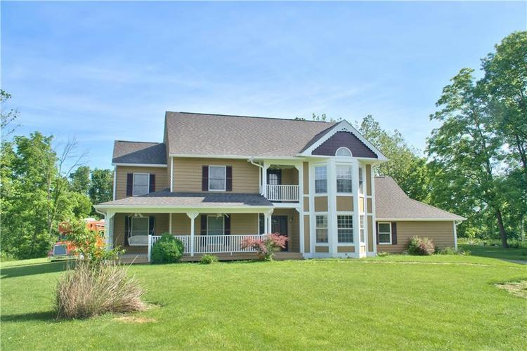 5178  Hill Valley Drive Pittsboro, IN 46167   MLS 21647011