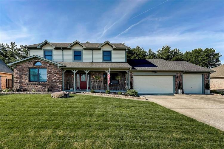 6119  Buck Trail Road Indianapolis, IN 46237 | MLS 21647032