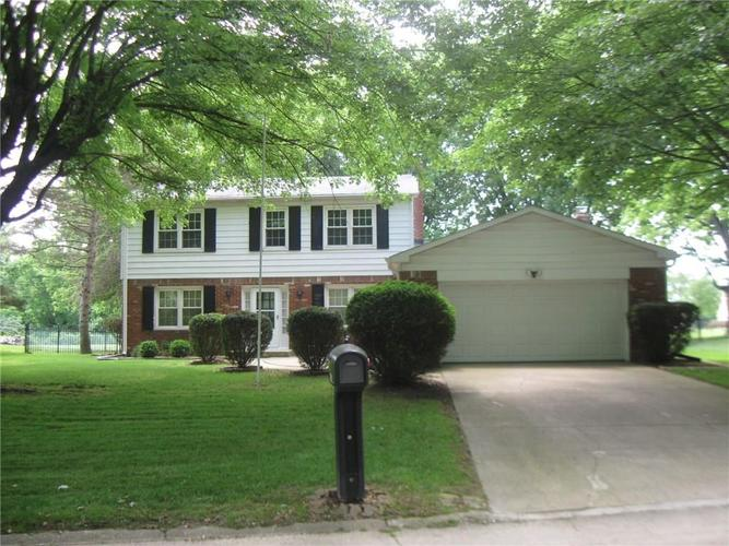 830 Greenlee Court Indianapolis, IN 46234 | MLS 21647042 | photo 1