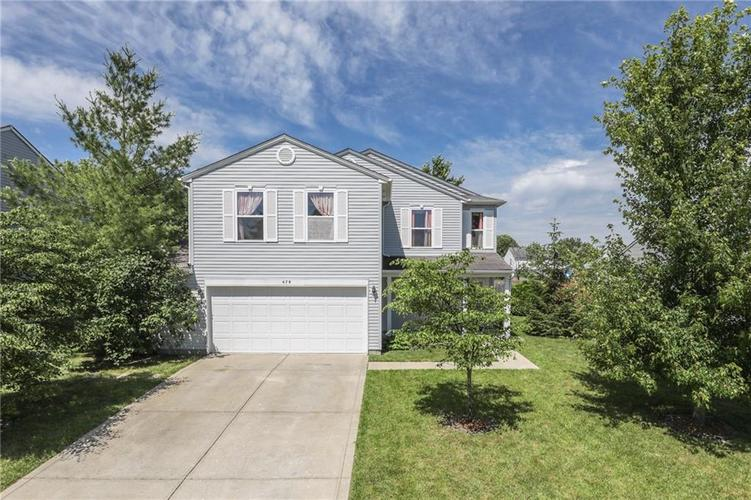 478  Old Glory Drive Greenfield, IN 46140 | MLS 21647050