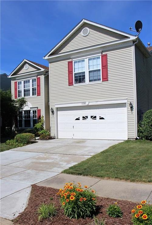 5336 Grassy Bank Court Indianapolis, IN 46237 | MLS 21647072 | photo 2