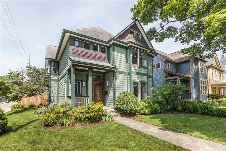 2002 N New Jersey Street Indianapolis, IN 46202 | MLS 21647086 | photo 2