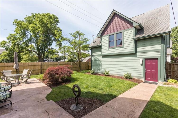 2002 N New Jersey Street Indianapolis, IN 46202 | MLS 21647086 | photo 31