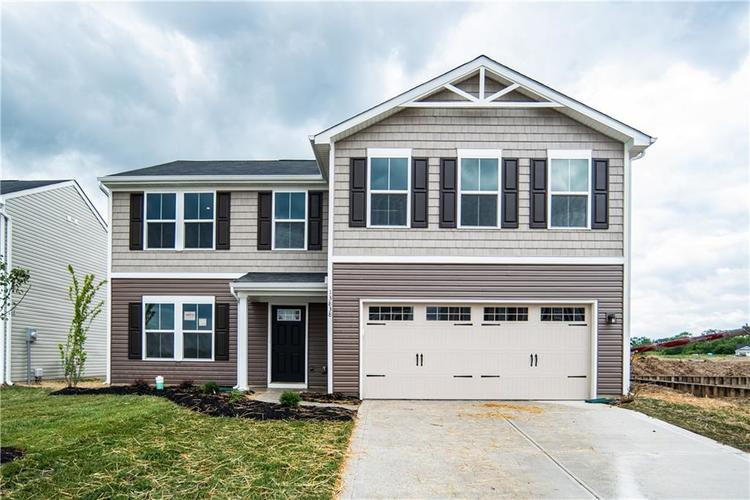 13838 N Cardonia Drive Camby, IN 46113 | MLS 21647087