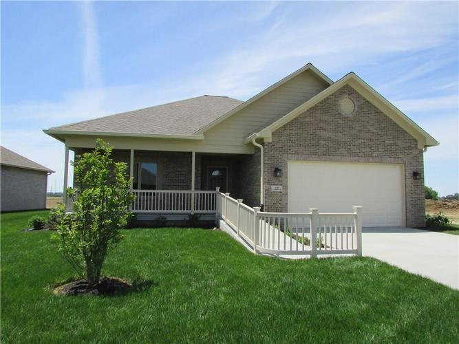 12732 N Commons West Drive Mooresville, IN 46158 | MLS 21647121