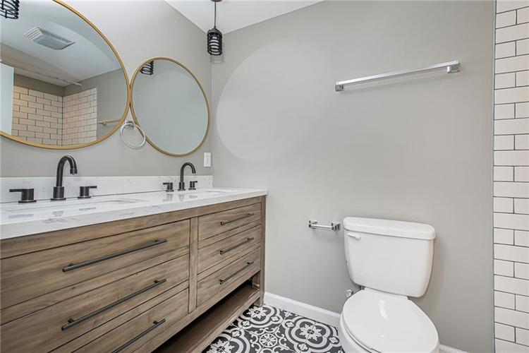 6124 ROSSLYN Avenue Indianapolis, IN 46220 | MLS 21647189 | photo 16