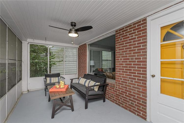 6124 ROSSLYN Avenue Indianapolis, IN 46220 | MLS 21647189 | photo 2