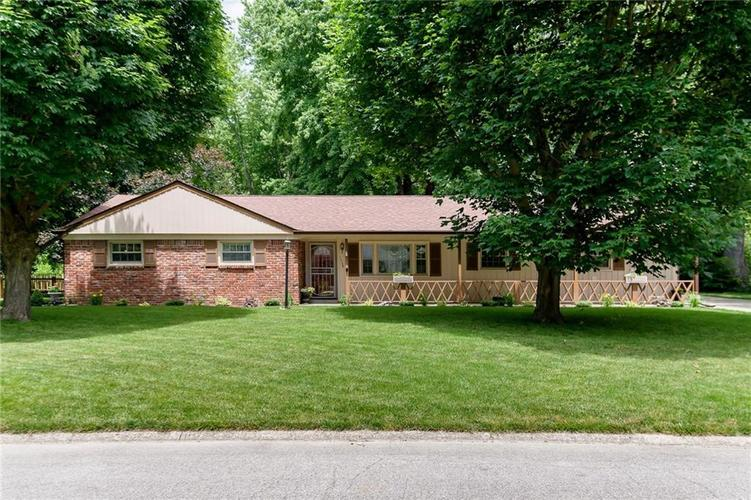 1728 W 76th Place Indianapolis, IN 46260 | MLS 21647227