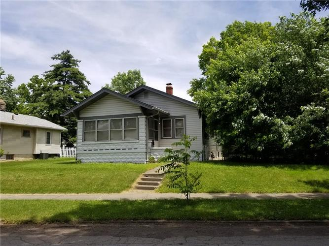4105 Bowman Avenue Indianapolis, IN 46227   MLS 21647236   photo 1
