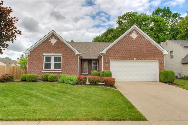 12713 GUNNISON Drive Indianapolis, IN 46236   MLS 21647245   photo 1