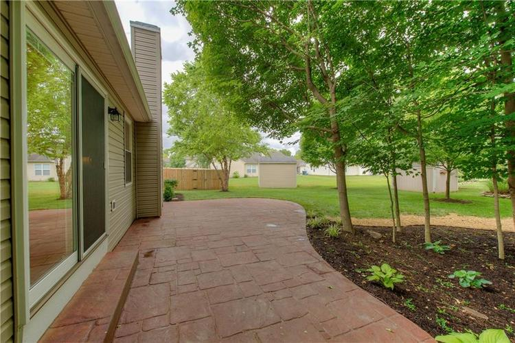 12713 GUNNISON Drive Indianapolis, IN 46236   MLS 21647245   photo 29