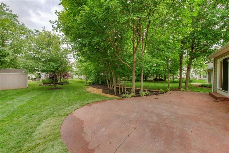 12713 GUNNISON Drive Indianapolis, IN 46236   MLS 21647245   photo 30